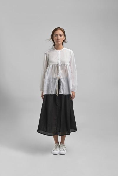 Victorian Sheer Shirt & Recreation Skirt