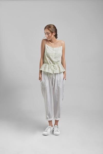 Drawstring Cami & Drawstring Resort Pant