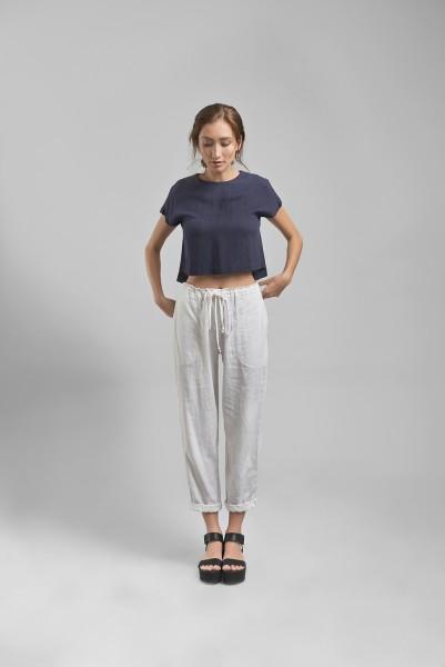 Drawstring Resort Pant