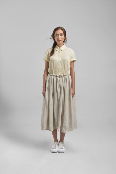 School Shirt & Recreation Skirt