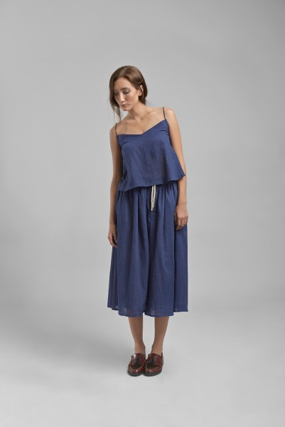 Flare Cami & Recreation Skirt