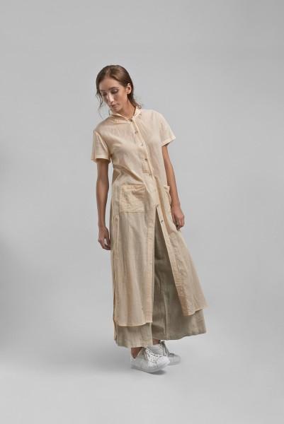 Sidewalk Shirt Dress & Market Pant