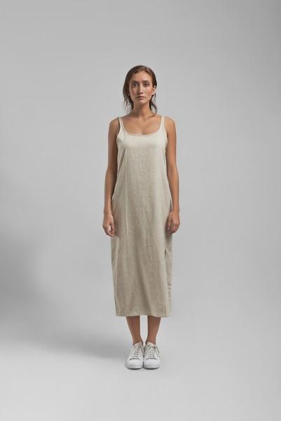 Slit Tank Dress